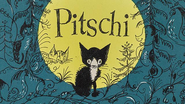 Buch «Pitschi» von Hans Fischer