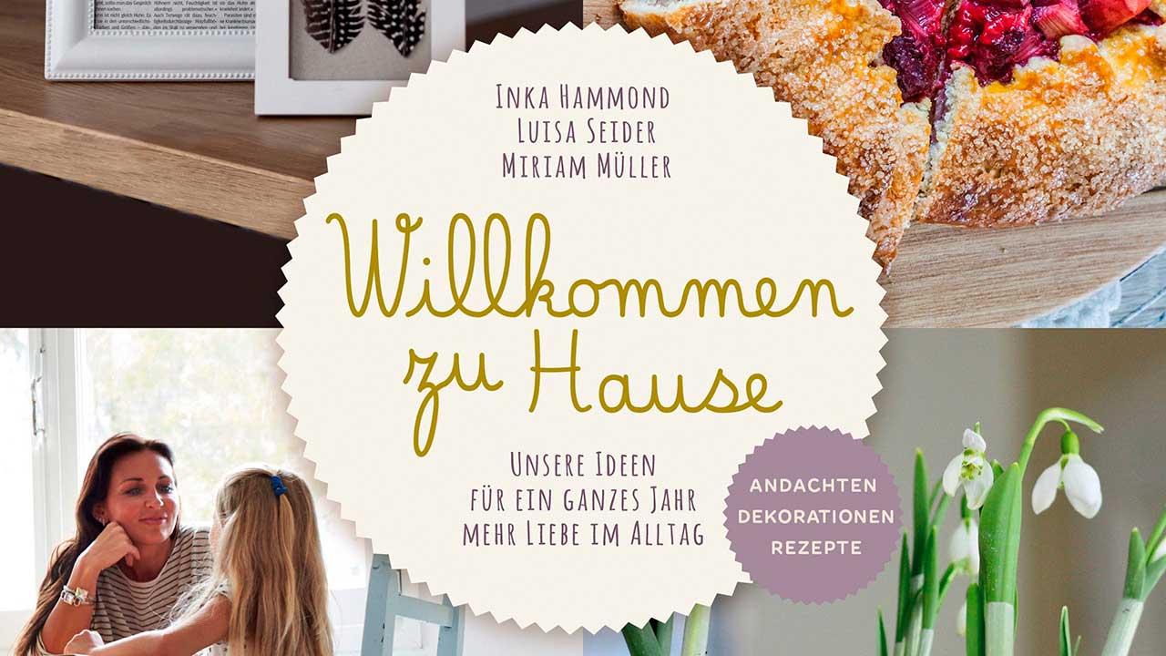 Buch «Willkommen zu Hause»