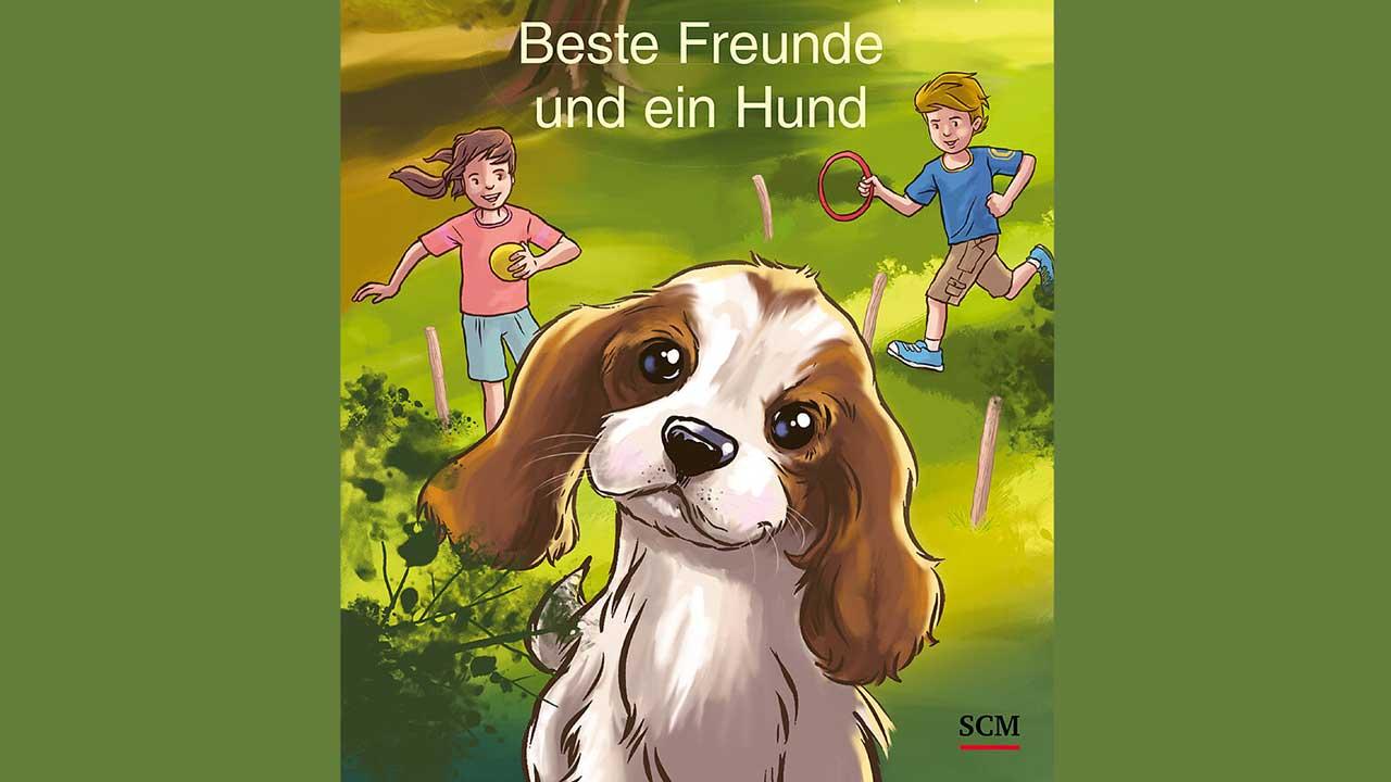 Buch «Beste Freunde und ein Hund»