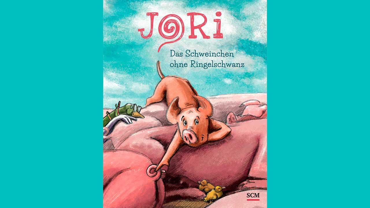 Buch «Jori – Das Schweinchen ohne Ringelschwanz» von Damaris Schwarzrock