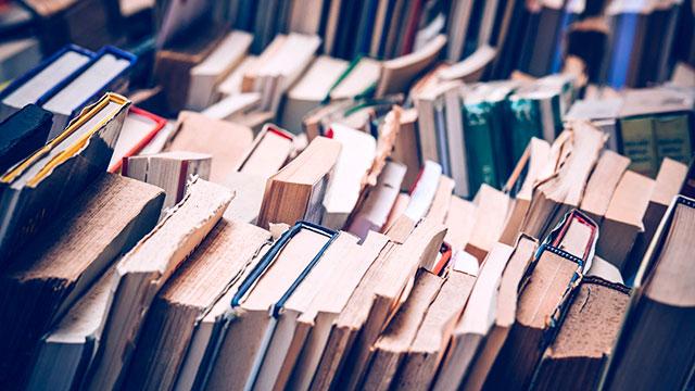 Reihen von Bücher