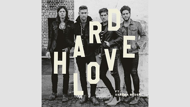 Single «Hard Love» von Needtobreathe