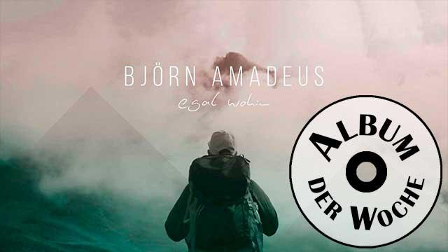 Album «Egal wohin» von Björn Amadeus