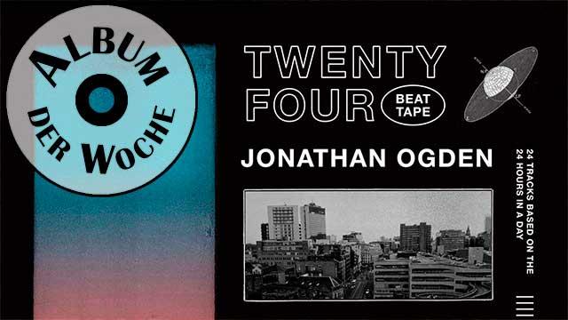 Album «Twenty Four» von Jonathan Ogden