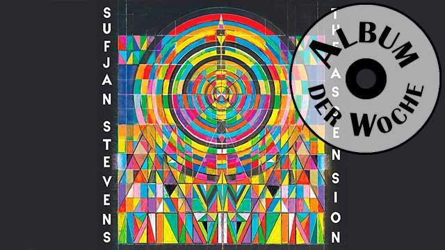 Album «The Ascension» von Sufjan Stevens
