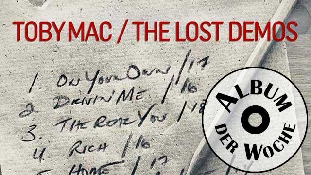 EP «The Lost Demos» von TobyMac