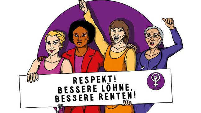Themenbild des 15. Armutsforums von Caritas Zürich