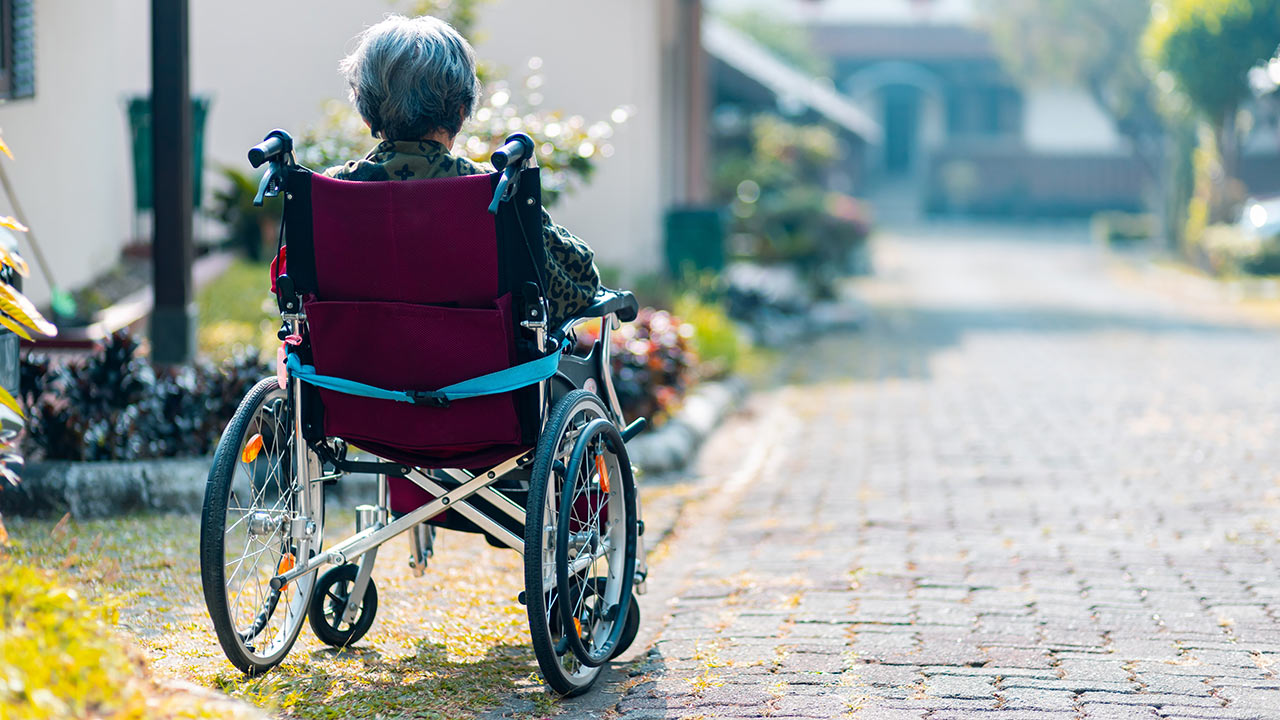 Demenzkrank während der Coronakrise | (c) unsplash