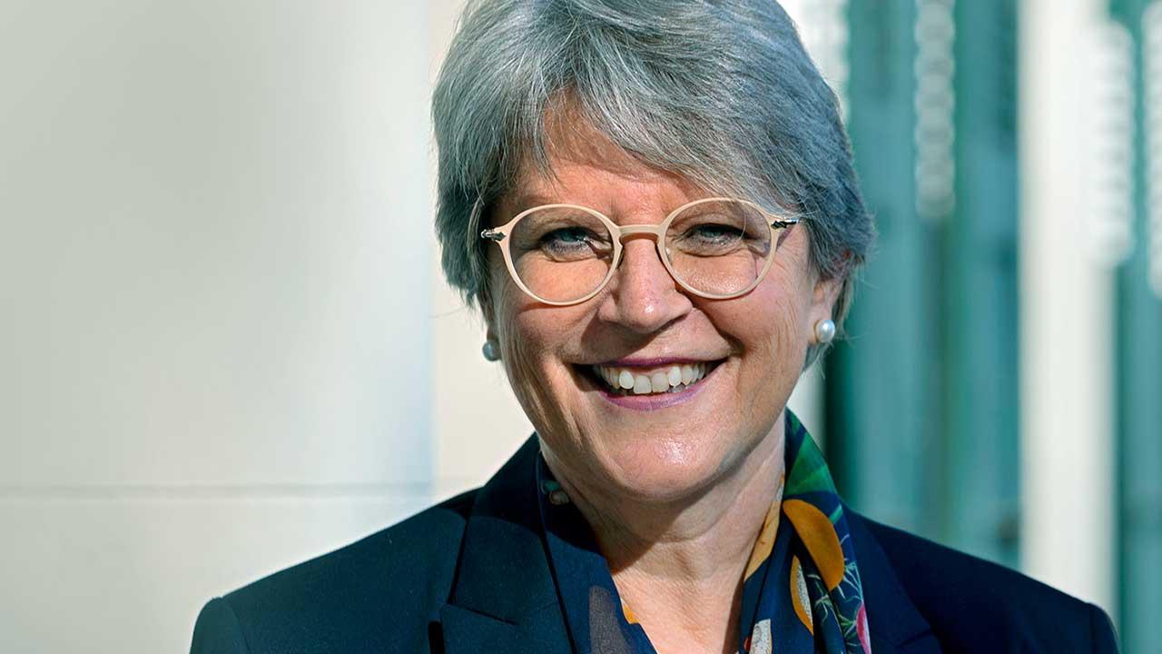 EKS-Präsidentin Rita Famos