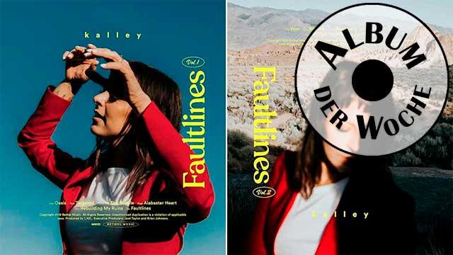 EPs «Faultlines» Vol. 1 und Vol. 2