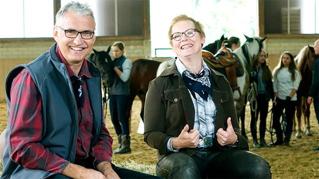 Peter und Doris Egli