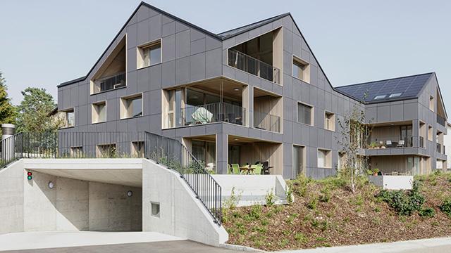 Weltweit erstes energieautarkes Haus
