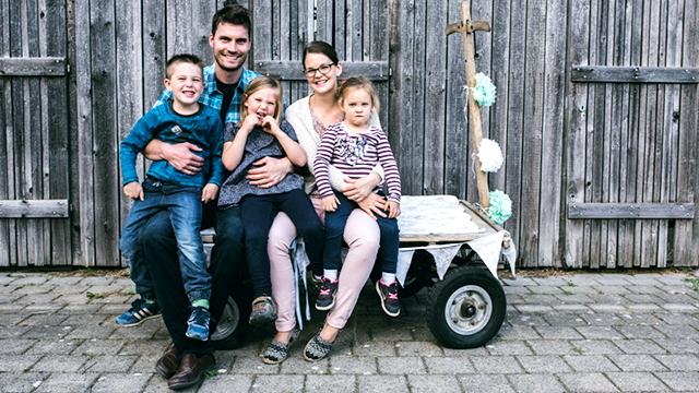 Familie Hunziker