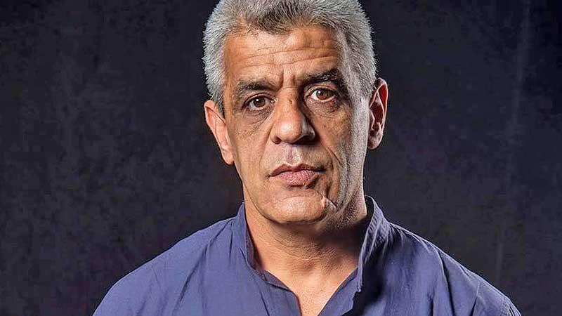 Der Iraner Ali Dini