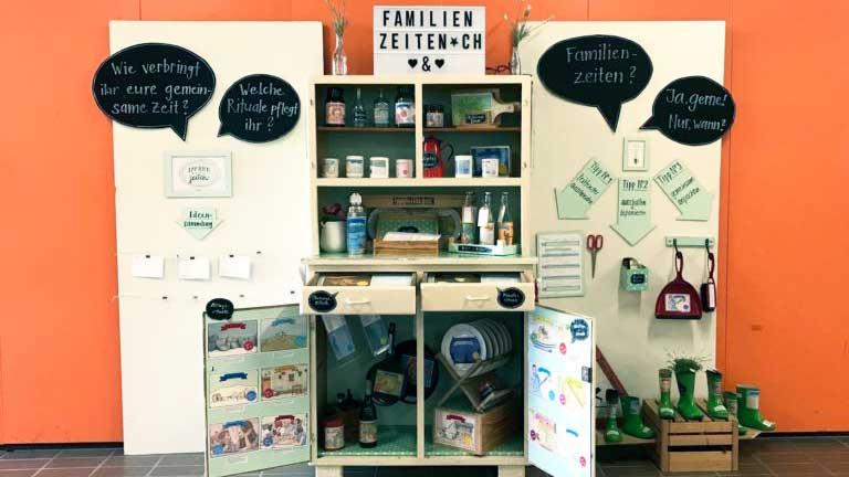 Die Ideenküche für Familien
