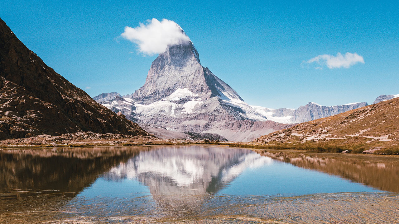 Matterhorn - Ferien in der Schweiz | (c) unsplash