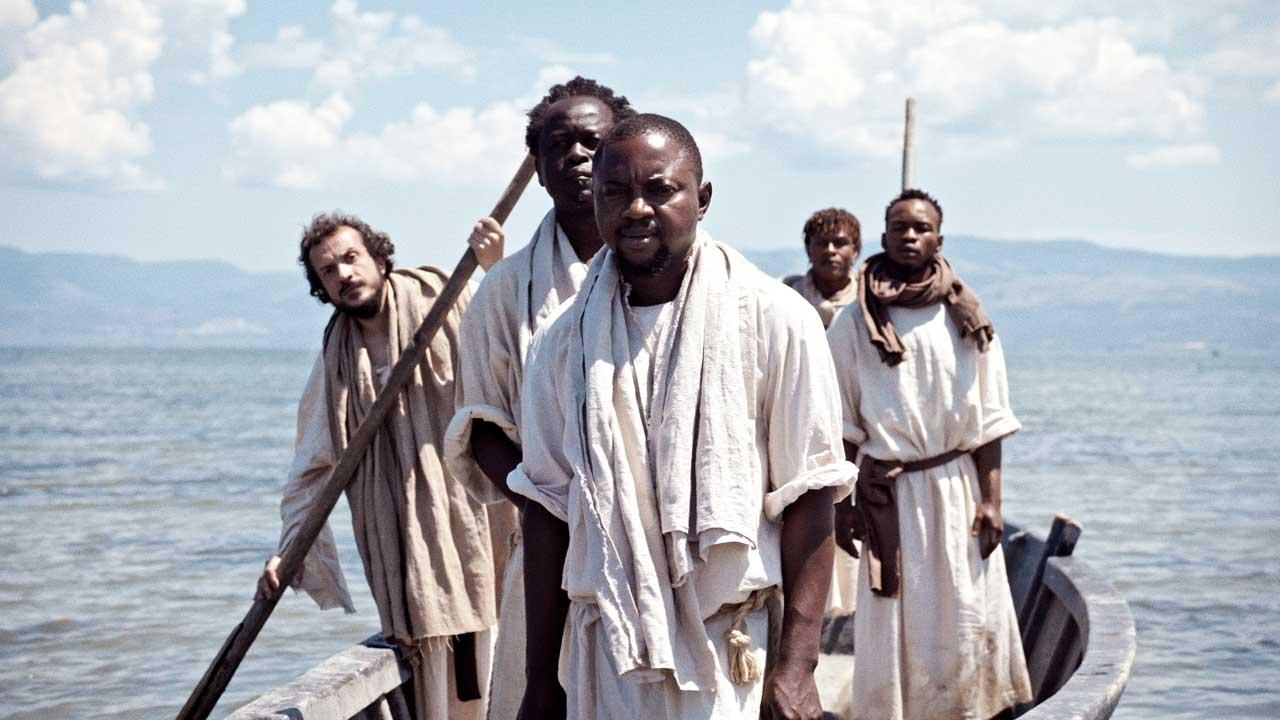 Szenenbild aus dem Film «Das neue Evangelium»