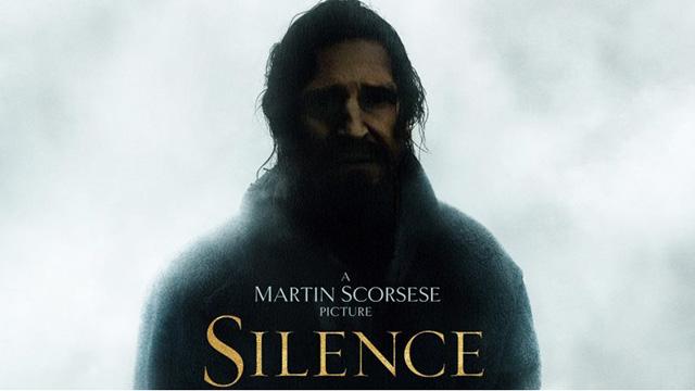 Filmplakate «Silence»