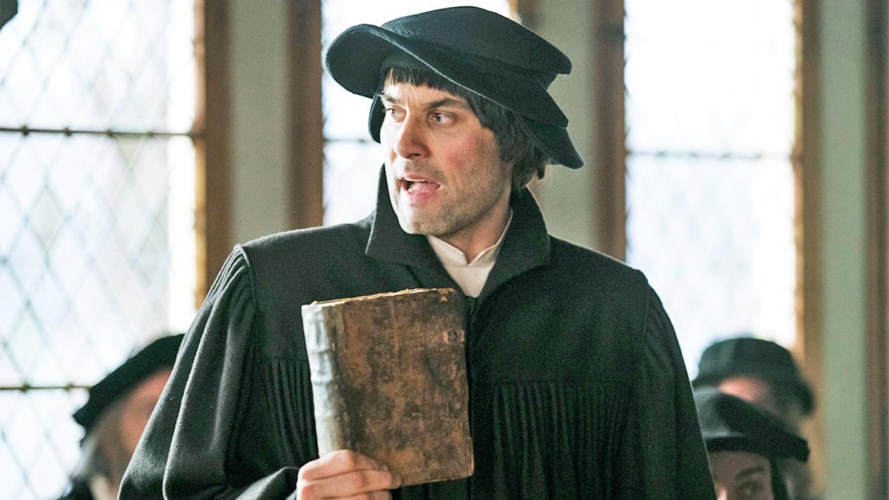 Szene aus dem Film «Zwingli»