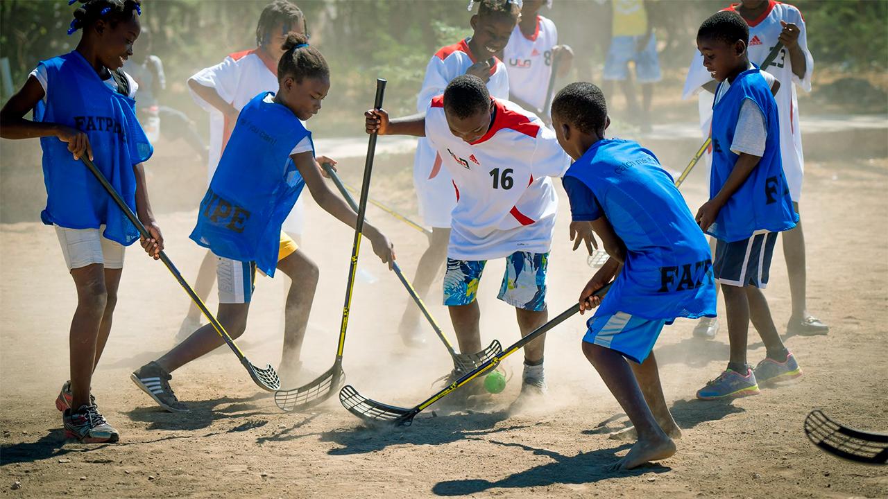 Kenia Unihockey