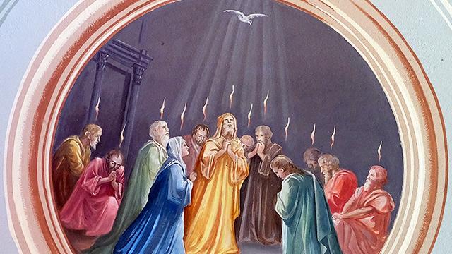 Heiliger Geist (c) 123rf