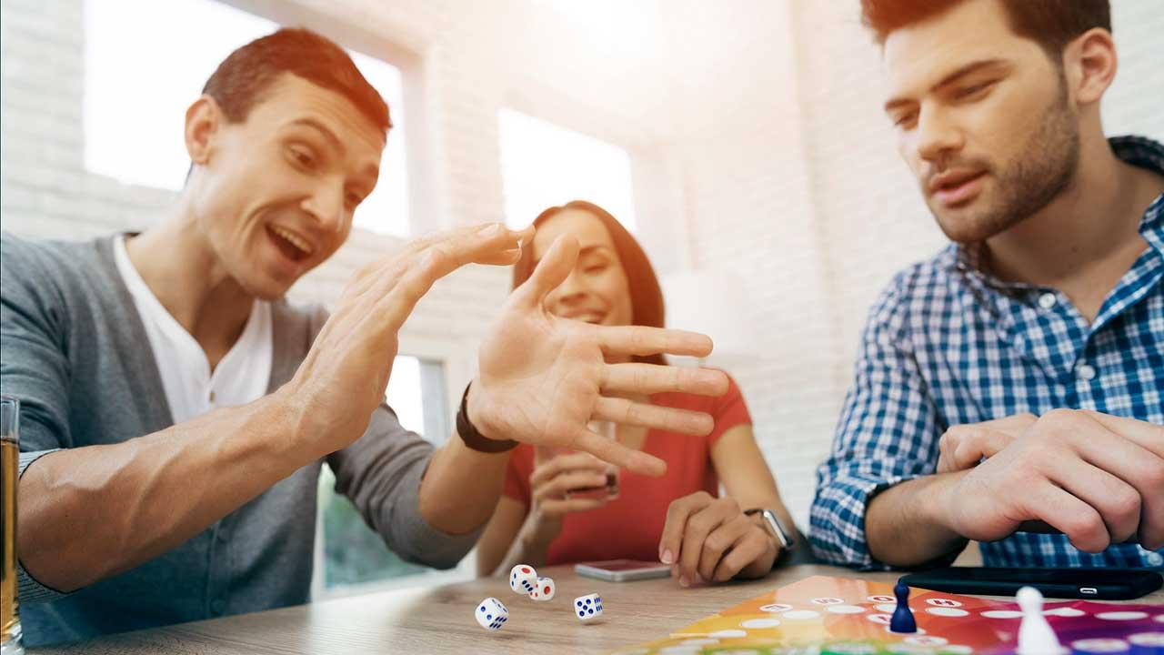 Spass am gemeinsamen Spielen | (c) 123rf