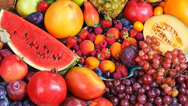 Früchtesorten