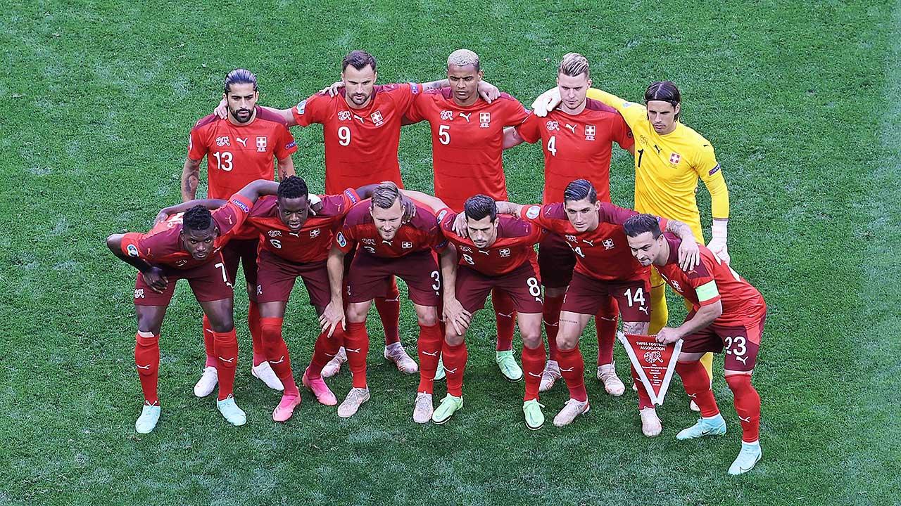 Schweizer Fussball-Nati an der EM 2021