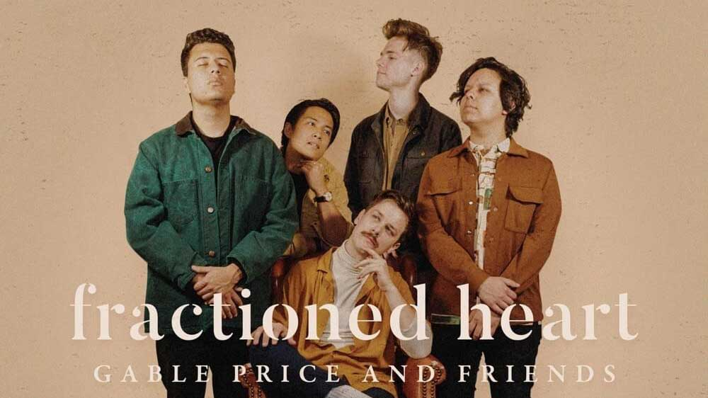 Album «franctioned heart» von Gable Price and Friends