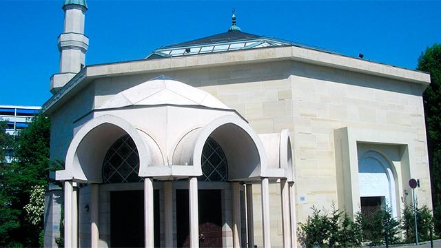 Moschee in Genf