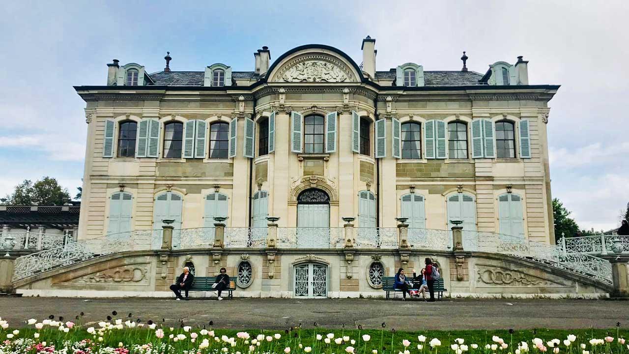 Villa La Grange in Genf