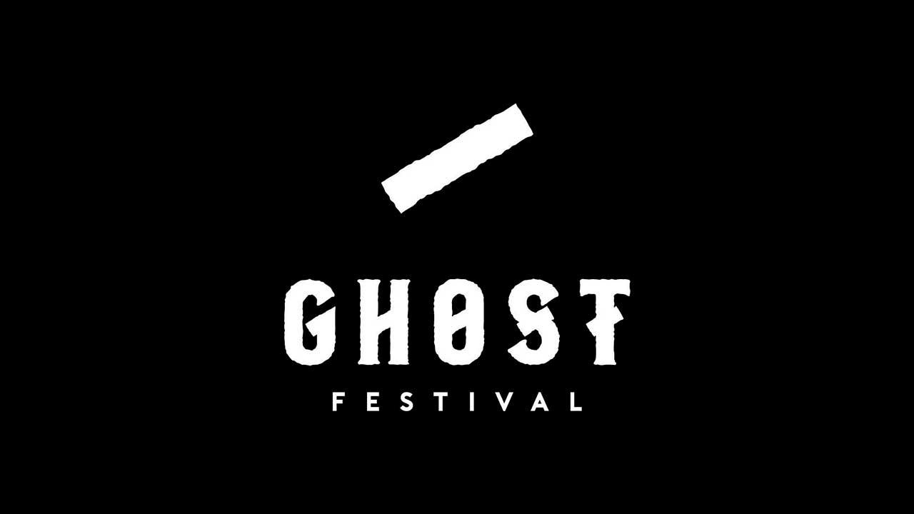 Logo des Ghost Festivals
