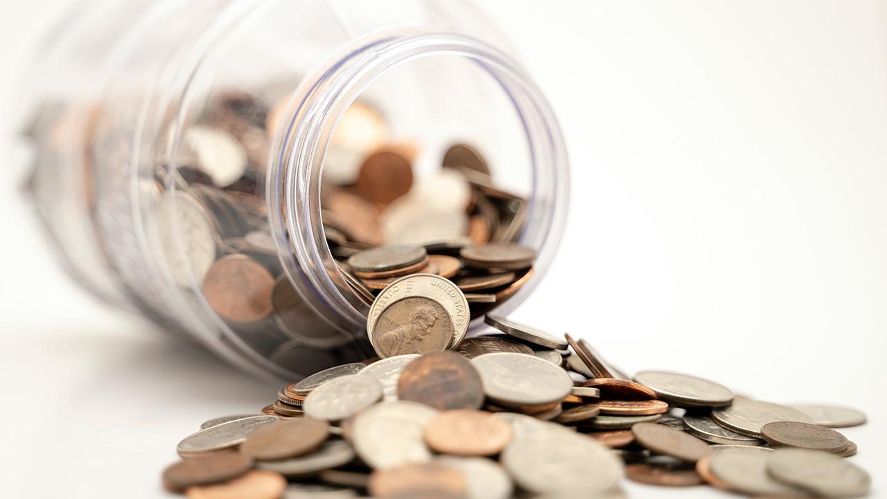 Glas mit Münzgeld | (c) unsplash