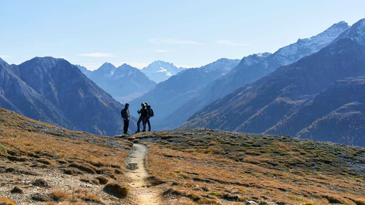 Munt la Chera im Schweizer Nationalpark