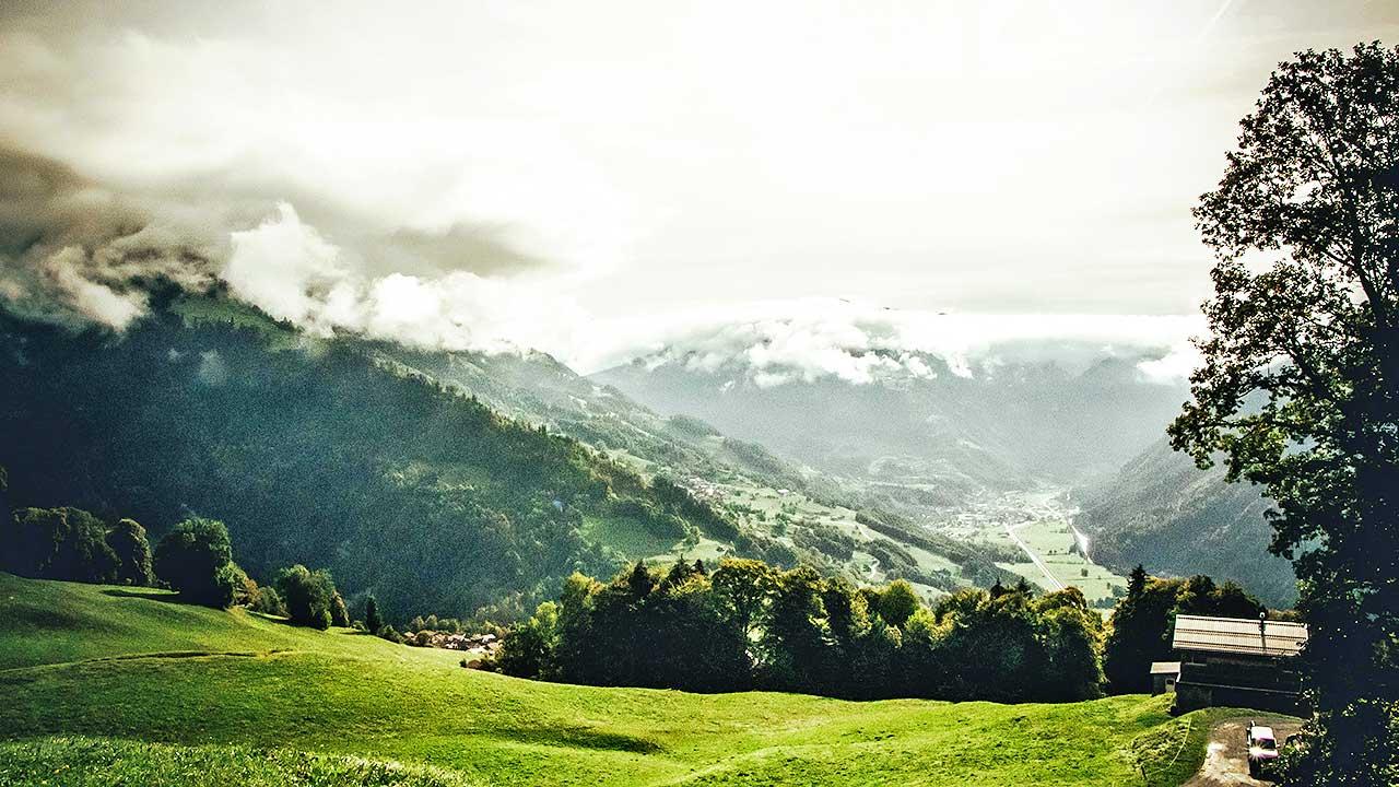 Alp in Seewis, Prättigau