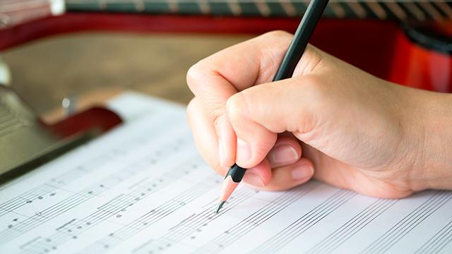 Lebenslied schreiben