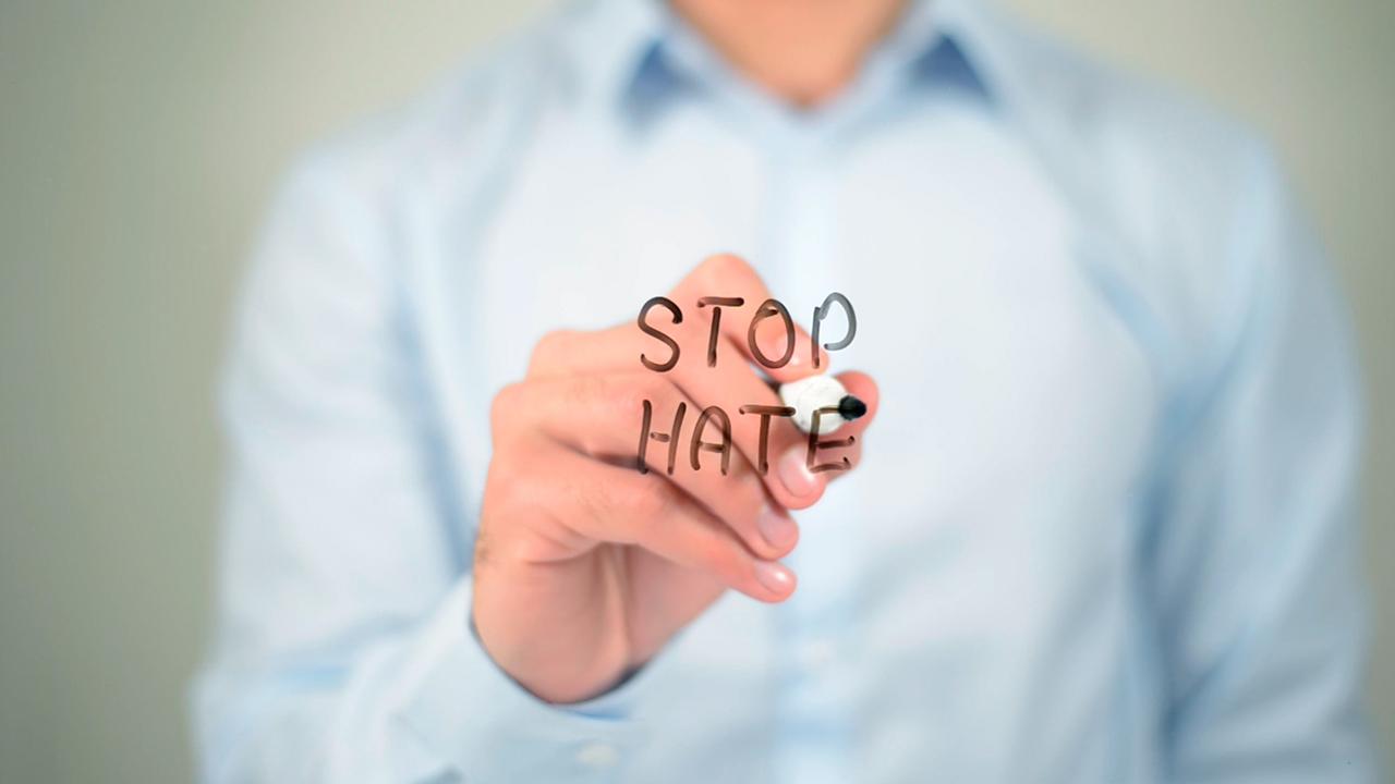 Gegen Hass, Rassismus und Antisemitismus