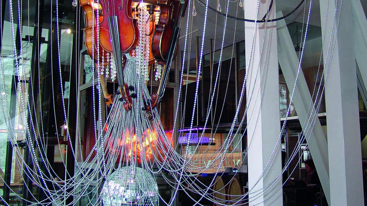 Backstage Hotel | (c) Heinz Julen