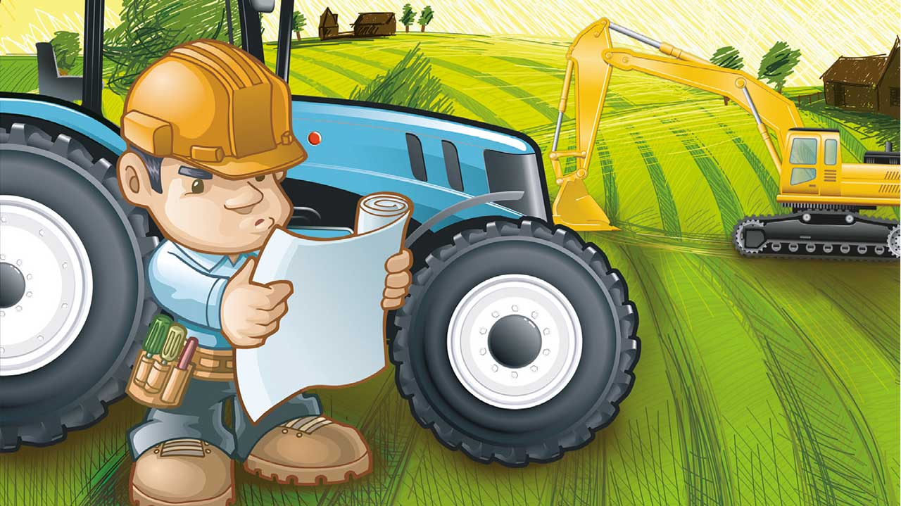 Hörspiel «Bagger u Traktore»