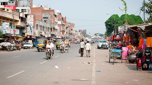 Amritsar im Punjab