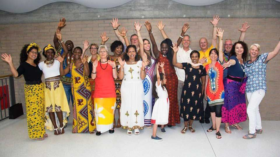 Gospelchor von «Inside Africa Switzerland»