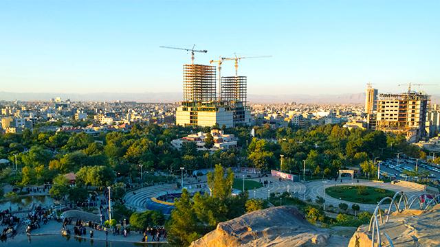 Mashhad, zweitgrösste Stadt Irans