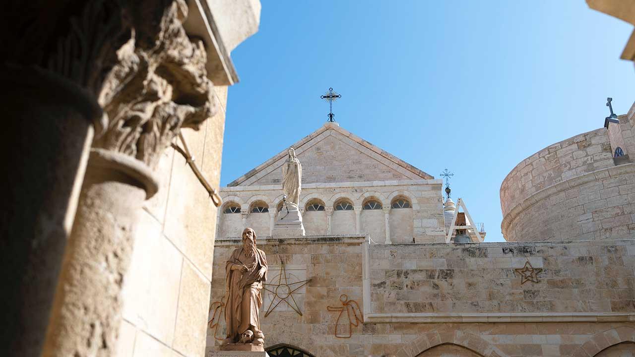 Kirchengebäude in Jerusalem