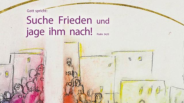 Jahreslosung 2019 | (c) Stefanie Bahlinger - Verlag am Birnbach