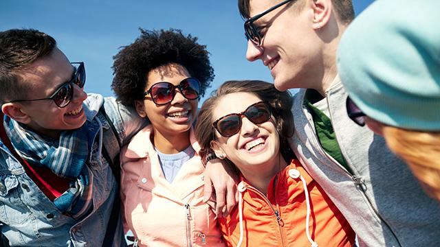 Jugendliche finden Kirche positiv
