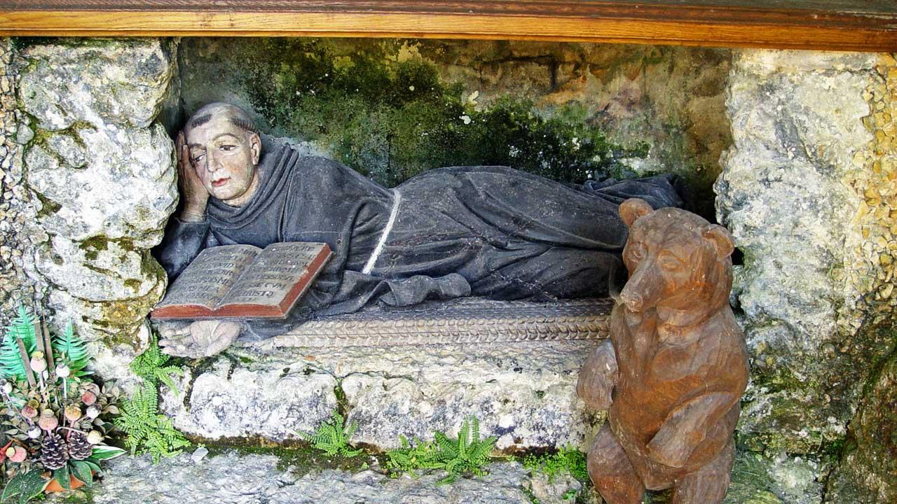 Statue von Ursicinus