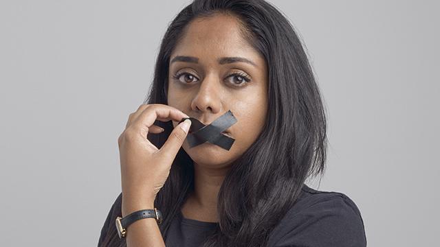 Kampagne «16 Tage gegen Gewalt an Frauen»