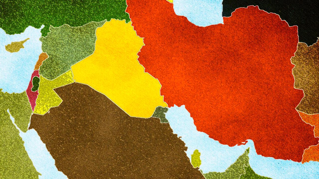 Karte Naher Osten Israel.Iran Als Konfliktausloser Im Nahen Osten Life Channel Portal