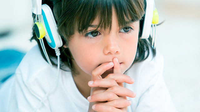 Gespanntes Zuhören
