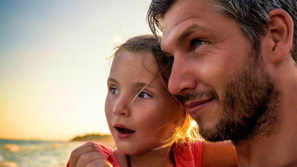 Tochter - Vater Beziehung | (c) 123rf